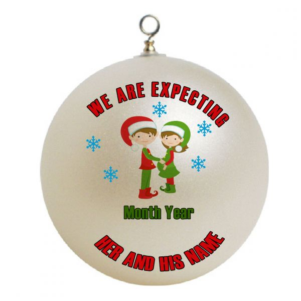 Personalized Kid Rock Christmas Ornament #1